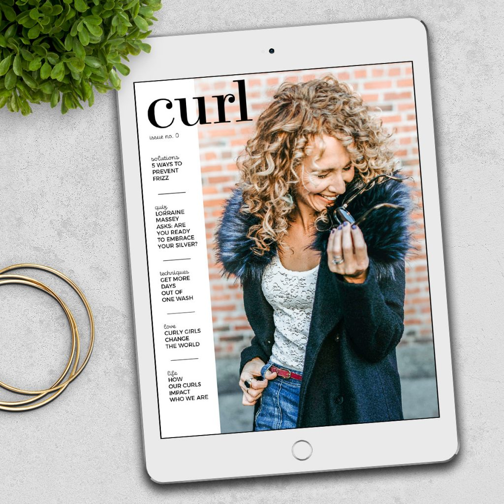 Pilot - Curl: The Magazine for Curly-Haired Women