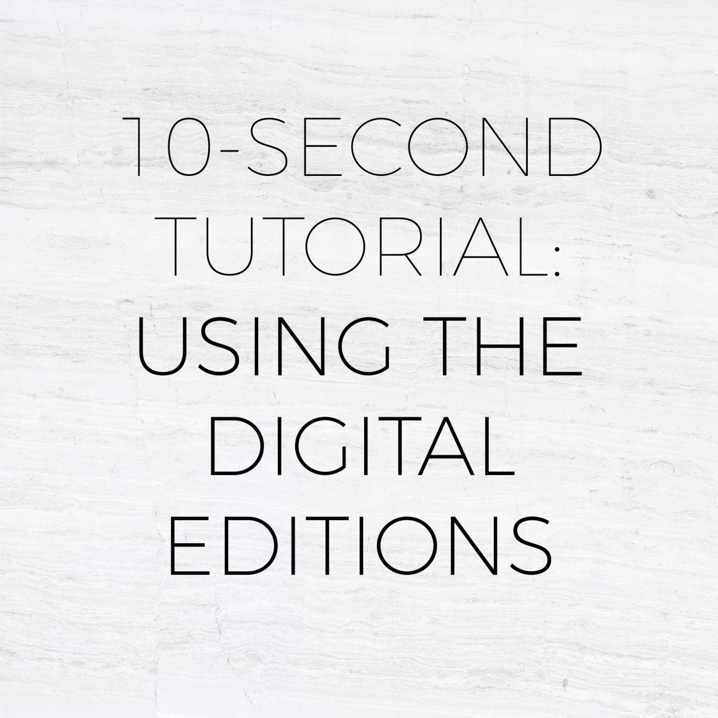 How to Use Curl Magazine Digital Editions