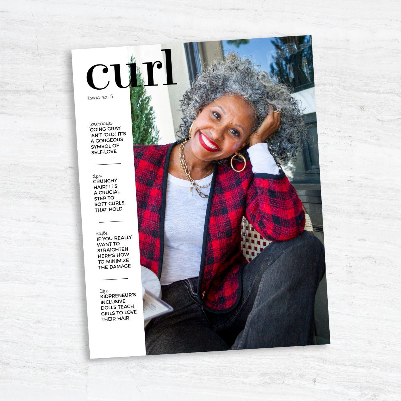 Curl Magazine Issue 5 Winter 2019