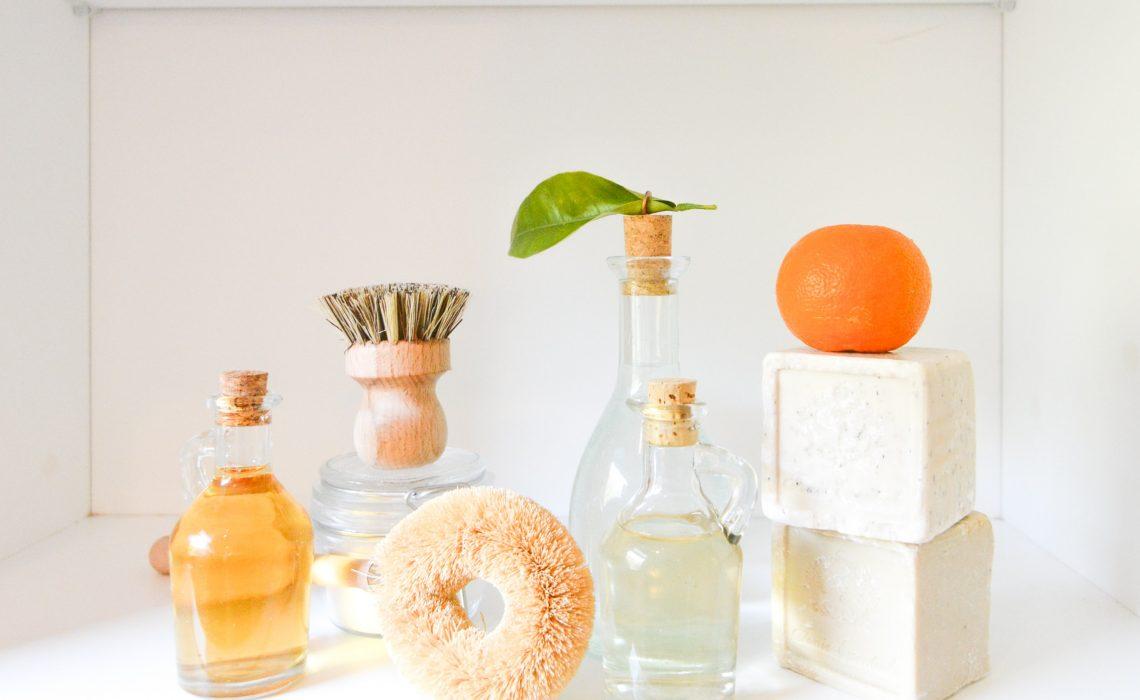 photo of natural cosmetics