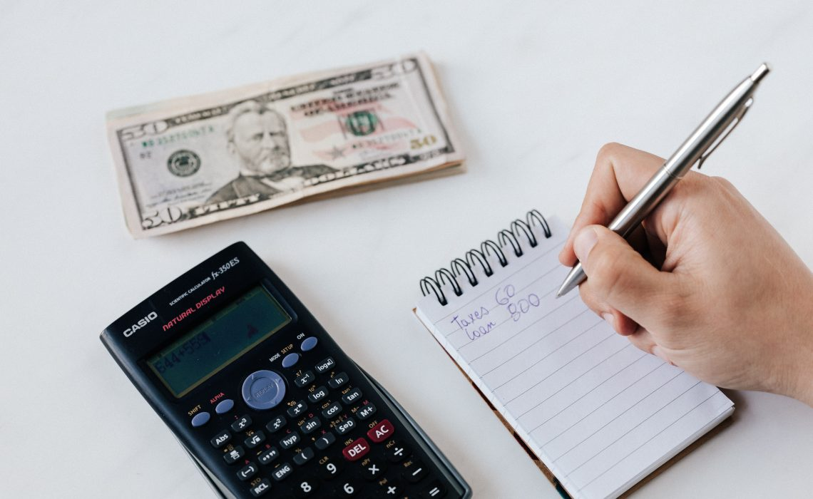 photo of budget