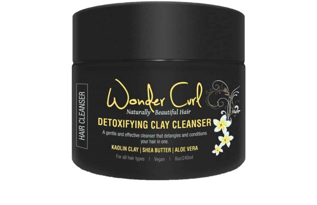 photo of Wondercurl Detoxifying Clay