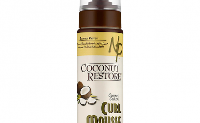 Photo of Nature's Protein Coconut Protein Restore Curl Mousse